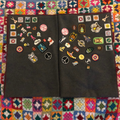 Make Your Own Monday: Patch Blankets