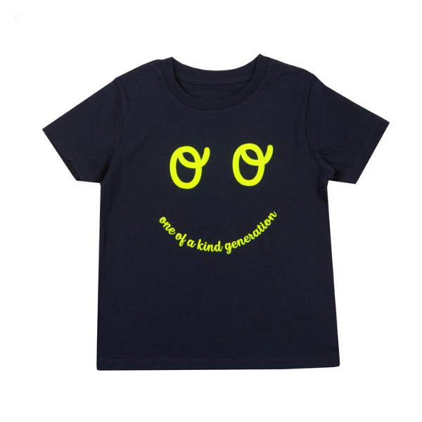 Neon Eyes t-shirt, from £16, The Kindness Co-op