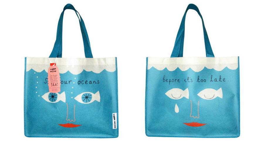 Tesco Save Our Oceans Bag