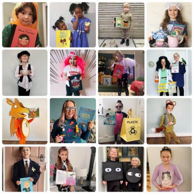 Your Amazing World Book Day costumes