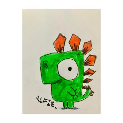 Five Fab… online art classes for children