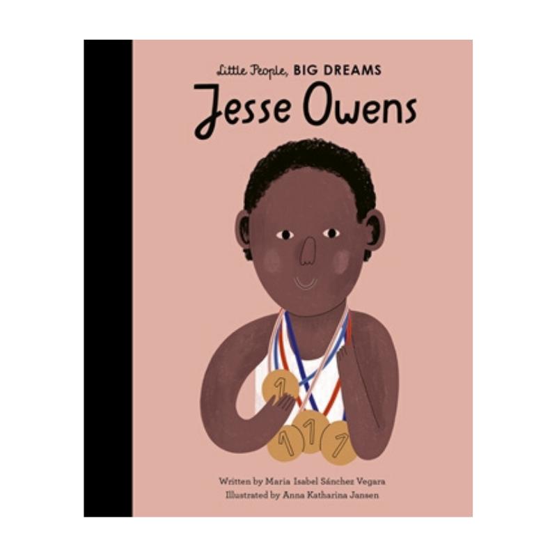 Little People Big Dreams Jesse Owens