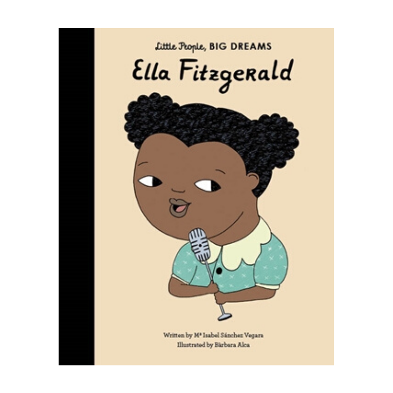 Little People Big Dreams Ella Fitzgerald