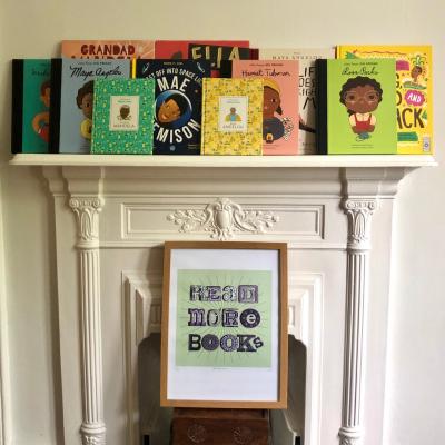 24 children's books exploring black history