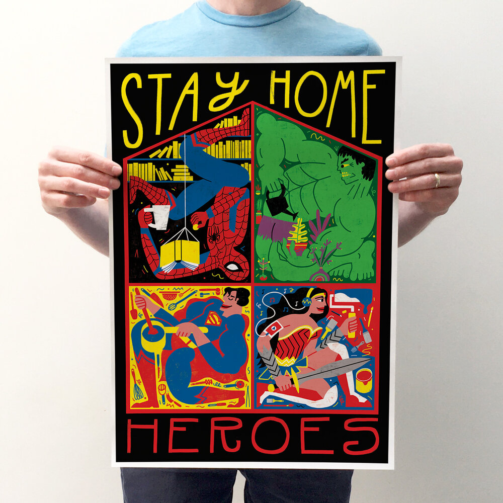 Stay Home Heroes