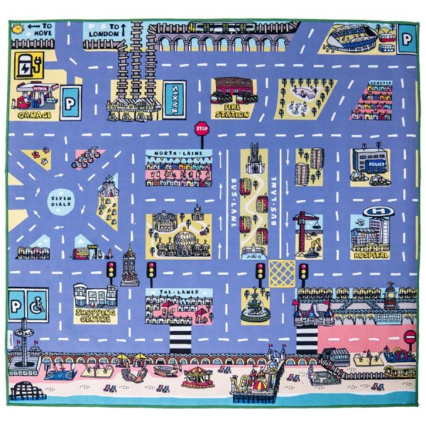 Brighton Car Play Mat