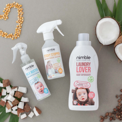 Nimble: Plant-based cleaning products