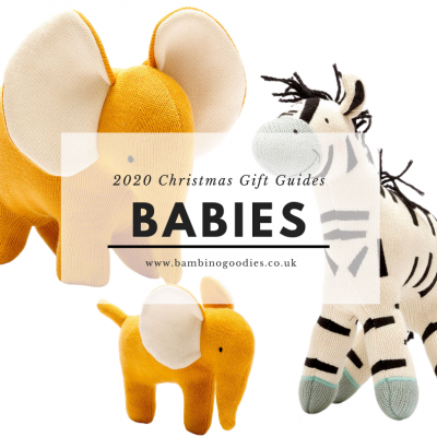 The BG Christmas Gift Guide 2020: Babies (and a giveaway!)