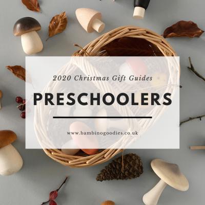 The BG 2020 Christmas Gift Guide: Preschoolers