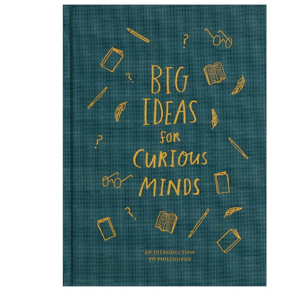 Big Ideas For Curious Minds Book