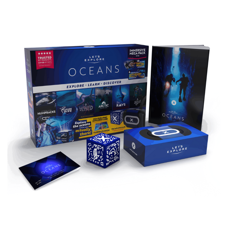 VR Oceans