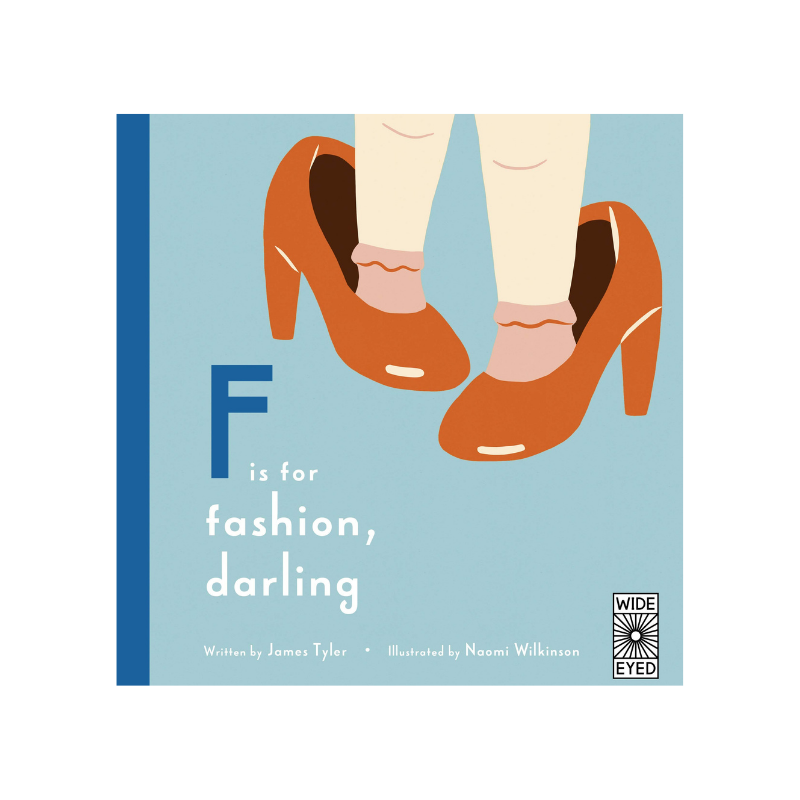 F is For Fashion