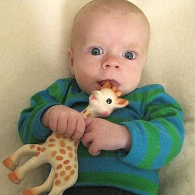 Sophie La Girafe is 60! Plus a giveaway