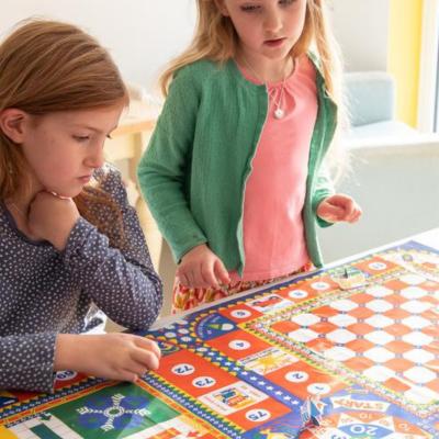 Clothkits Games Tablecloth