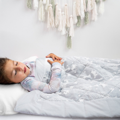 Aden + Anais weighted blankets