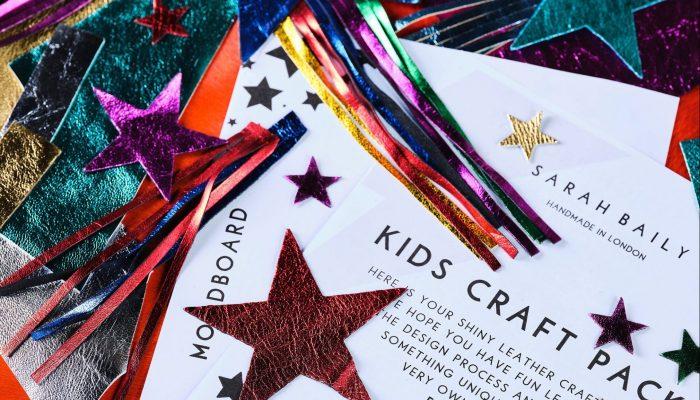 Sarah Baily craft packs