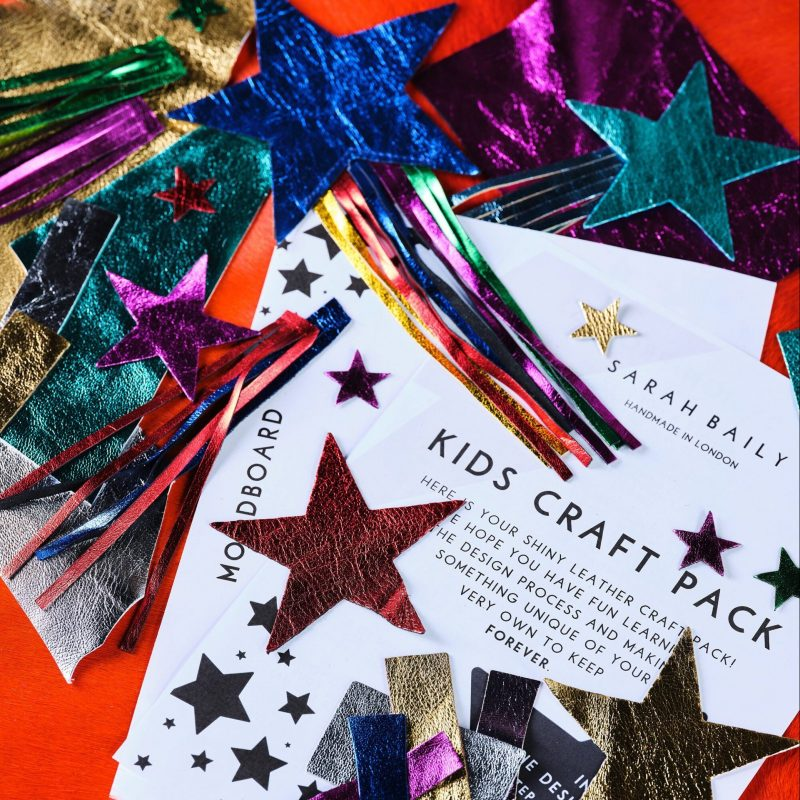 Sarah Baily craft pack